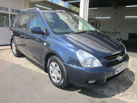 Kia Sedona 2.9CRDi GS *** IMMACULATE 7 SEATER *** FIRST TO SEE WILL BUY