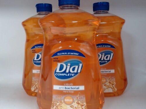 Dial Liquid Hand Soap Gold Refill Bottle 52 oz.