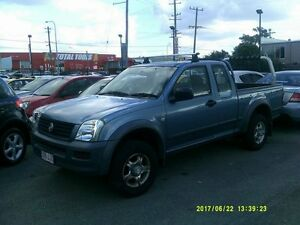 2006 Holden Rodeo RA MY06 Upgrade LX Blue 5 Speed Manual Space Cab P/Up Coopers Plains Brisbane South West Preview