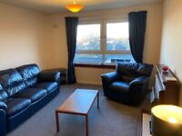 Bright and spacious fully furnished two bedroom flat