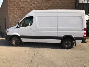 2016 Mercedes Sprinter 2500 High Roof