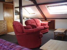 Flat. Attic Studio Flatlet to let in Palmerston street Millbridge Plym. £470pcm incuding most bills