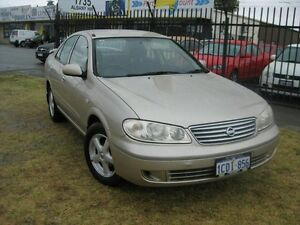 2005 Nissan Pulsar ST-L**** AUTO*** Gold 4 Speed Automatic Sedan Maddington Gosnells Area Preview