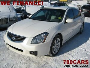 2007 Nissan Maxima SE- REAR SENSORS - MOON ROOF - BUY + TRADE