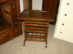 End Table $25.00 .