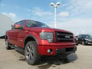 2013 F150 FX4 RUBY RED LOW KM's