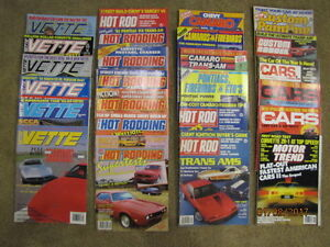 Old Car Magazines