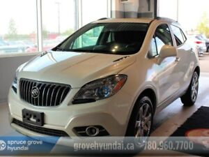 2013 Buick Encore LEATHER-PRICE INCLUDES *$500 CASH BACK-AWD NAV