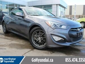 2015 Hyundai Genesis Coupe 3.8 WINTERTIRES/LOWKM/LEATHER/NAV