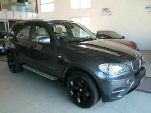 2012 BMW X5 E70 MY12.5 xDrive30d Steptronic Platinum Grey 8 Speed Sports Automatic Wagon Albion Brisbane North East Preview