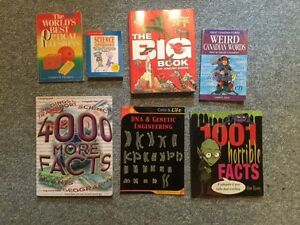 Projects, Facts & Puzzle Books