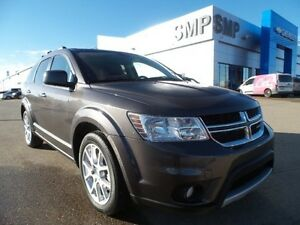 2015 Dodge Journey R/T, leather, sunroof, rem. start, 7 pass, DV