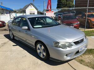 2007 FORD FALCON XR6 BF MKII AUTO SEDAN ( ONLY 169,000KLM's ) Bayswater Bayswater Area Preview
