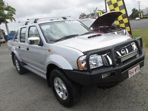 2013 Nissan Navara Silver Manual Mount Pleasant Mackay City Preview