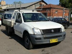 2004 Holden Rodeo RA LX 5 Speed Manual Cab Chassis Granville Parramatta Area Preview
