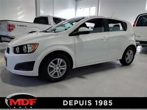 2014 Chevrolet Sonic LT Automatique ,Air climatisé ,bluetooth