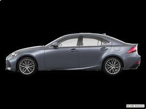 2018 Lexus IS300 | ACCIDENT FREE, Navigation, In-Dash DVD