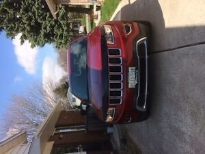 2014 Jeep Grand Cherokee leather SUV, Crossover