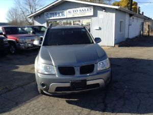 2006 Pontiac Torrent Fully Certified! No Accidents!
