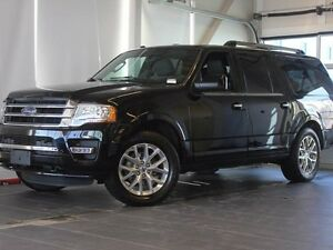 2016 Ford Expedition MAX Limited-Moon Roof-Nav-Power Running Boa
