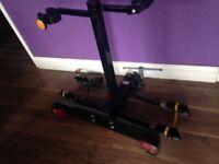 Bike carrier - Towbar Fitting for 2 bikes