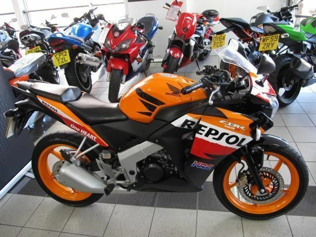 2014 honda cbr 125 r d in wortley west yorkshire gumtree. Black Bedroom Furniture Sets. Home Design Ideas