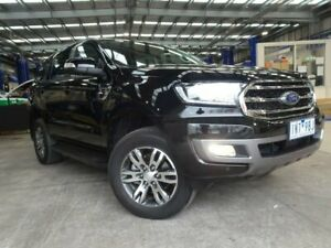 2018 Ford Everest UA II 2019.00MY Trend RWD Black 10 Speed Sports Automatic Wagon Strathmore Heights Moonee Valley Preview