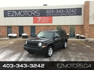 2011 Jeep Patriot North--4X4--ONLY 81000KMS! WE FINANCE!