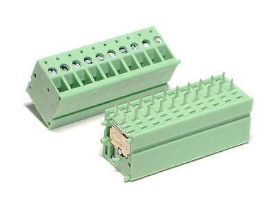20x FRONT 2,5-V/SA5 Anschlussklemme 1-pol. Phoenix 1700037 COMBICON NICHT RoHS