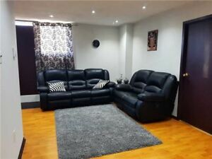 Bright, Spacious 2 Bedrooms Plus Den - Large to Be A Third RM