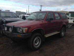 WRECKING Toyota 4 Runner / surf LN130 4x4 Diesel Manual 4x4. Werribee Wyndham Area Preview