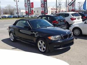 2009 BMW 1 Serie 128i, Convertible, mags, AC, 1 an de garantie