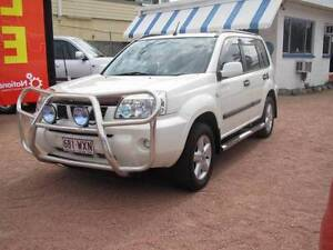 2007 Nissan X-trail ST-S Wagon - 6 Mths Rego Hyde Park Townsville City Preview