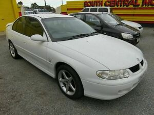 2000 Holden Commodore VX Anniversary Edition White 4 Speed Automatic Sedan Reynella Morphett Vale Area Preview