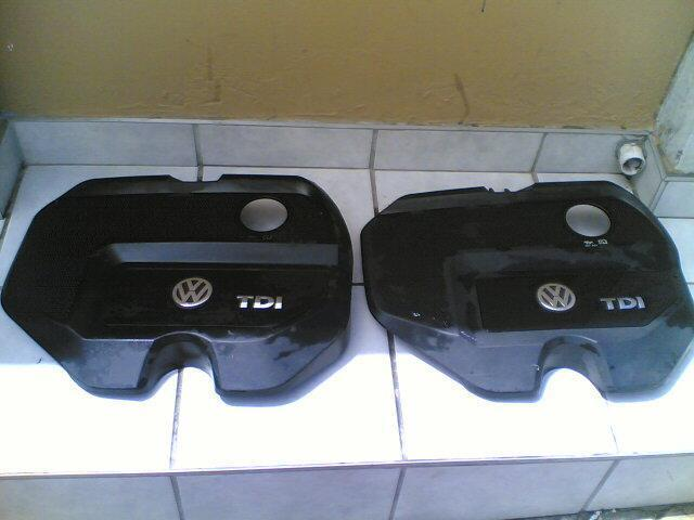 vw polo 1.9tdi engine cover