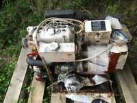 Westerbeke 10.0 BTD , 10 kW Marine Diesel Generator 60 Hz