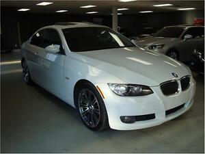 2008 BMW 3 Series 328xi  coupe  awd  6 speed  leather  sunroof