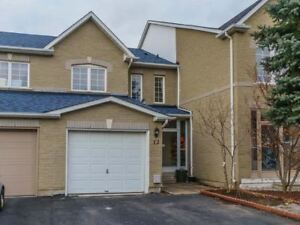 3+1Br 4Wr Freehold Townhouse In High Demand Area