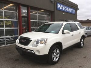 2010 GMC Acadia SLE2 | VISIT OUR NEW SITE PAYCANMOTORS.CA!!!