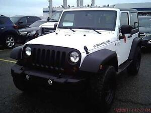 2012 Jeep Wrangler 4x4 with A/C!
