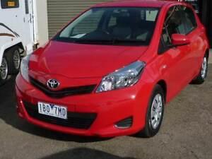 2014 TOYOTA YARIS YR AUTO HATCH**FROM $65 P/WEEK ON FINANCE** Lake Wendouree Ballarat City Preview