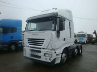 2008 Iveco Stralis 500 6x2 Tractor Unit, Auto Gearbox