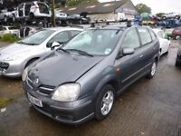 NISSAN ALMERA - GF05XKE - DIRECT FROM INS CO
