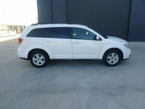 2013 Fiat Freemont JF Urban White 6 Speed Manual Wagon Beverley Charles Sturt Area Preview