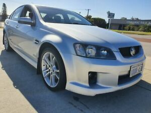 2009 Holden Commodore VE MY09.5 SS Silver 6 Speed Automatic Sedan Wangara Wanneroo Area Preview