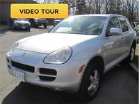 **VIDEO TOUR** 2005 Porsche Cayenne AWD • 166,000 KM •| LOADED |