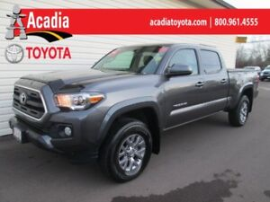 2017 Toyota Tacoma 4X4 SR5 **NO PAYMENTS UNTIL SPRING**