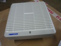 Advent avx 230an automatic fan wall/ceiling