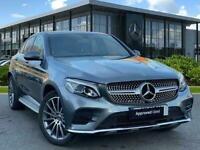2018 Mercedes-Benz GLC COUPE Glc 250D 4Matic Amg Line Premium 5Dr 9G-Tronic Auto