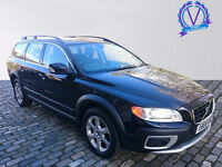 VOLVO XC70 D5 SE Lux 5dr Geartronic (black) 2008